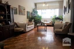Apartamento à venda com 3 dormitórios em Centro, Belo horizonte cod:273267