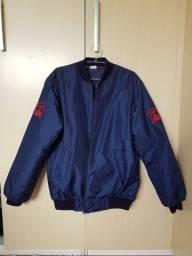Título do anúncio: Japona Jaqueta Casaco uniforme colégio militar exército