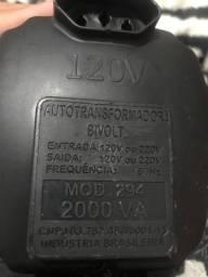 Autotransformador Bivolt