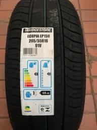 Pneus 205\55R16 ? Bridgestone 91V ecopia EP150