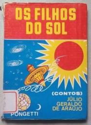 Livro Os Filhos do sol
