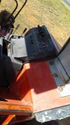 Trator Massey Ferguson 610 turbinado traçado