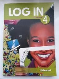 Livro Log in to english 4