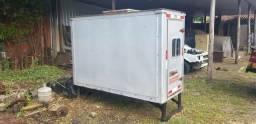 Cabine ( auxiliar / cachorreira ) para caminhão