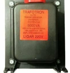 Transformador 5000 watts bivolt