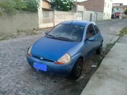 Ford ka 2001 motor zetec rocam - 2001