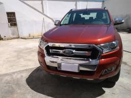 Ford Ranger Ano: 2017- Limited-4x4- cd-Turbo diesel- Automática-R$:143.900,00