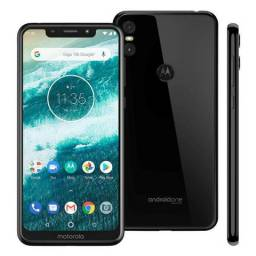 Vendemos Motorola One modelo XT1941 e aceitamos seu celular usado na troca!!!