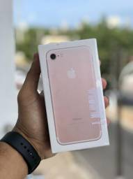 (Apple) iPhone 7 32GB Rosa, Nota Fiscal, Garantia de 1 Ano
