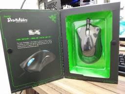 Mouse razer Gamer Deathadder 3500dpi so muito barato original com garantia