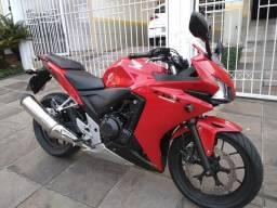 Honda CBR 500R 8 mil km - 2014