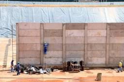 Muro pre fabricado construo em Peruibe no seu terreno fone 13 981751112