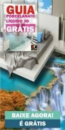 Porcelanato liquido 3D G.r.a.t.u.i.t.o
