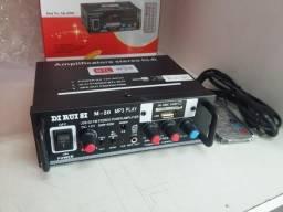 Amplificador com Bluetooth ( 110 Rms ) 220v