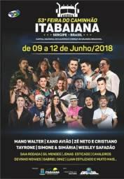 Bate Volta para a Festa do Caminhoneiro em Itabaiana-SE