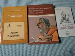 Confissões de Santo Agostinho + outros