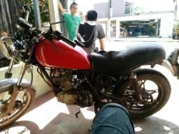 Vendo moto entrude susuki para interior - 2007