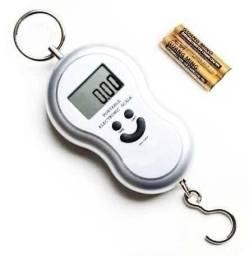 Balança De Gancho Digital - Pesa Até 50kg
