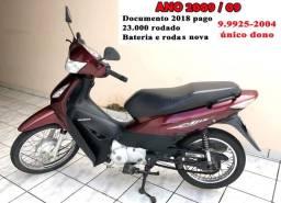 Honda Biz 125 cilindradas - 2009
