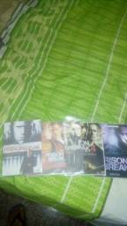 "Dvds Prison Break""todos os Ep"""