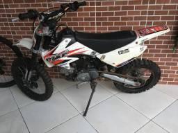 Mini moto Mxf 125 - 2014