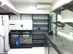 Cozinha industrial em área nobre de Natal