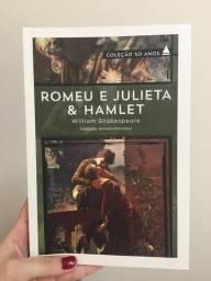 Usado, Livro Romeu e Julieta & Hamlet- William Shakespeare comprar usado  Americana