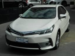 Toyota Corolla 1.8 Gli Upper Multi Drive Automático Flex - 2018