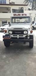 Toyota bandeirante 1989 - 1989