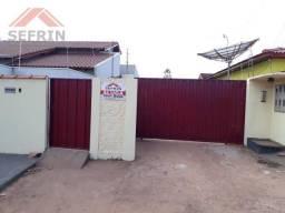 Casa com 1 dormitório para alugar, 48 m² por R$ 600,00/mês - Centro - Cacoal/RO