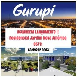 LANÇAMENTO JARDIM NOVA AMERICA em GURUPI