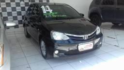 Toyota Etios 1.5 Xls 16v Flex 4p Manual - 2014