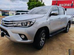 Hilux SRX diesel - 2017