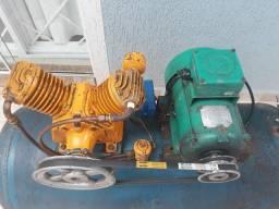 Compressor 10 Pés trifasico