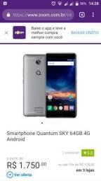 Quantum Sky troco ou vendo aceito iPhone 6.ou outro.