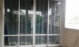 Porta de vidro /porta de correr
