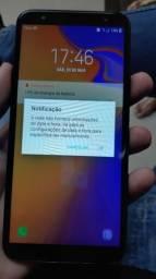 J4 Core 16 gb 1 mês de uso