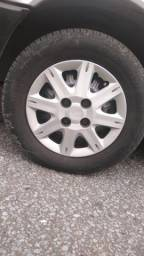 Rodas de ferro aro 13 da Fiat