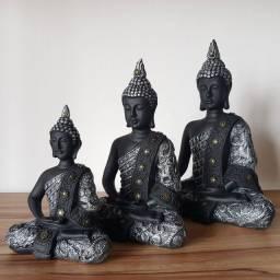 Estátua do Buda - Meditação e Calmaria