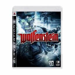 Wolfenstein - PS3 - Original - Novo