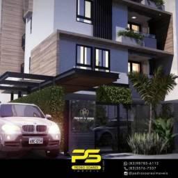Apartamento com 3 dormitórios à venda, 78 m² por R$ 390.000 - Jardim Oceania - João Pessoa