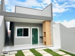JP casa nova 3 quartos amplos 2 banheiros, sala dois ambientes com otimo acabamento