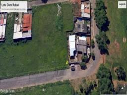 Lote, terreno a venda no dom rafael, rua asfaltada, eletricidade e água e esgoto em goiâni