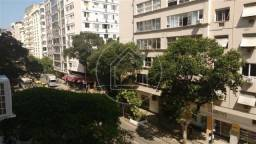 Apartamento à venda com 1 dormitórios em Copacabana, Rio de janeiro cod:870279