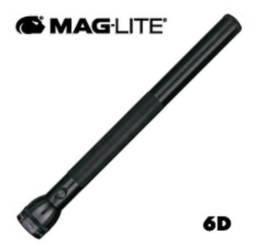 Vendo ou troco Lanterna Cassetete Mag-Lite 6D Original Fabricada na Califórnia-USA
