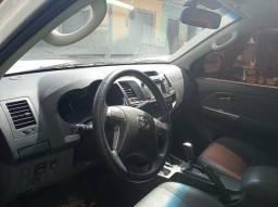 Toyota hilux srv diesel 4/4 automatica 2015 - 2015