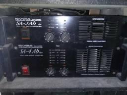Amplificador Cygnus