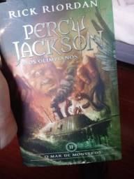 Livro - Percy Jackson e os olimpianos