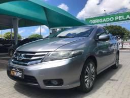 Honda city automático 2014 - 2014