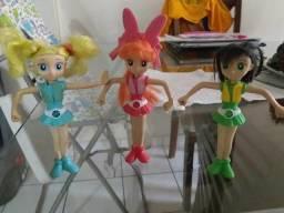 Três bonecas super poderosa
